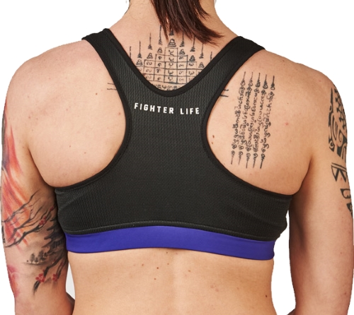 TOP LEONE DONNA AB282 FIGHTER LIFE W - Bt Sport c8e72bcd662